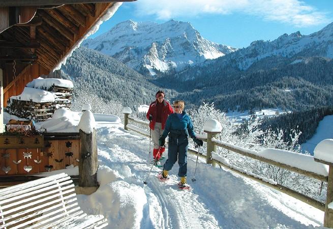 Station de ski Bellevaux  Alpes du Nord  HauteSavoie  Vacances