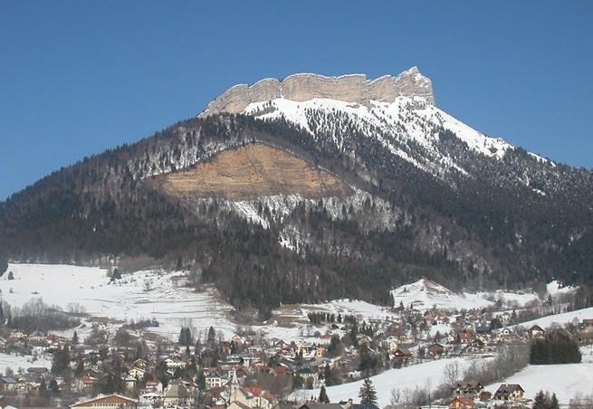 Station de ski Le Sappey en Chartreuse  Alpes du Nord  Isre  Vacances