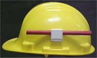 Adhesive Hard Hat Carpenter's Pencil Holder Clip, Hardhats ...