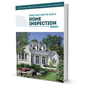 A complimentary Home Maintenance manual that we provide you with at the Inpsection