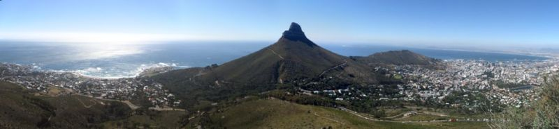 Lion's Head panorama