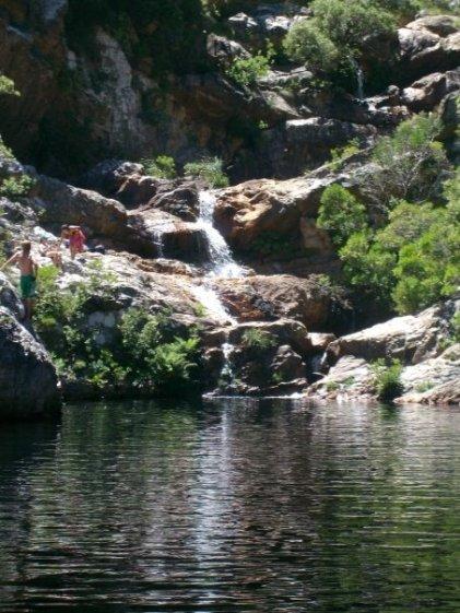 Crystal Pools Falls