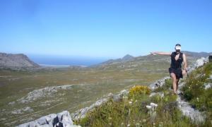 First Ascent Muizenberg 2010