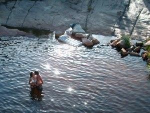 Secret Pool, Beaverlac