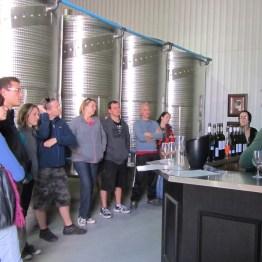Wine tasting at Cederberg Wines, Dwarsrivier, Central Cederberg