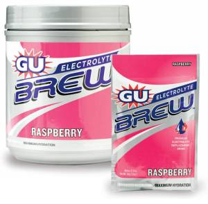 GU Brew Electrolyte Carbohydrate sports drink