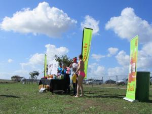 Prize-giving, Durbanville Triathlon