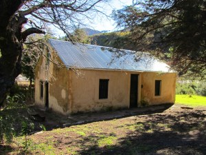Old Toll House, Garcia Pass