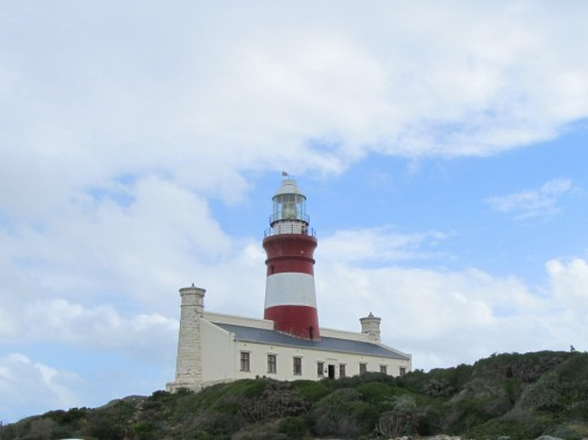 Cape l'Agulhas lighthouse