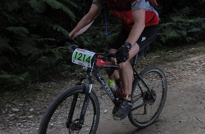 Knysna Forest, Karoo to Coast MTB Challenge 2012