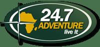 24.7 Adventure logo