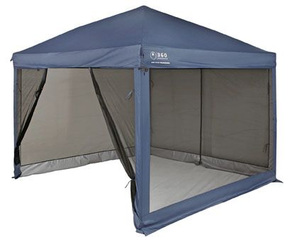 Natural Instincts Easy Pitch Deluxe Gazebo
