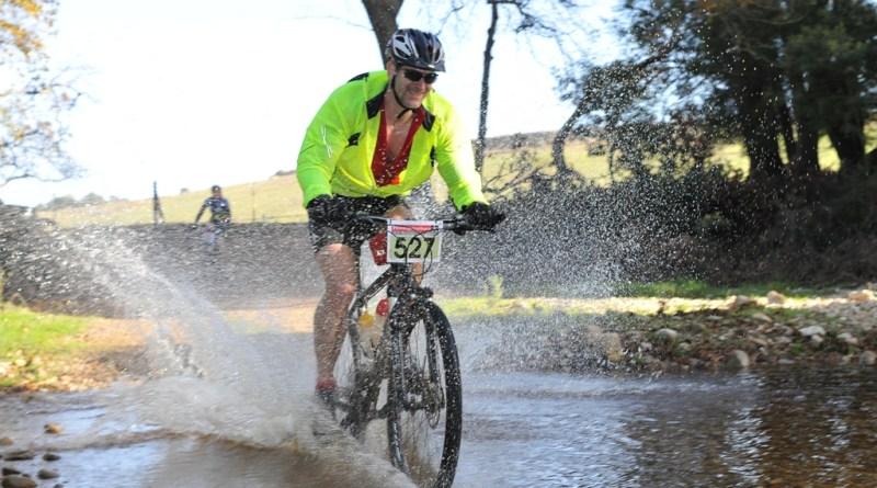 Water-crossing, Greyton Classic MTB 2013