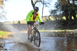 Water-crossing, Greyton Classic MTB 2013