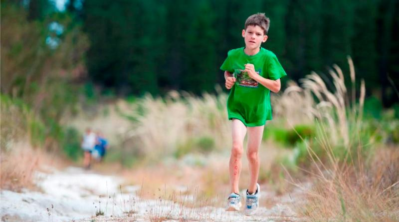 XTERRA Kids in action at the Totalsports XTERRA Grabouw Kids Race presented by REHIDRAT® SPORT that took place in the Western Cape in February this year. Photo Credit ~ Cherie Vale /NEWSPORT MEDIA