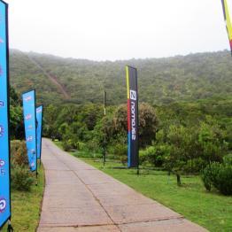 Salomon Featherbed Coelacanth Trail Run 2013