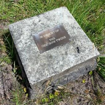 Osborne gravestone, Milllwood