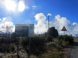 Road to Groot Winterhoek Wilderness Area