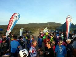 Battle Up Blaauwberg Hill trail run start
