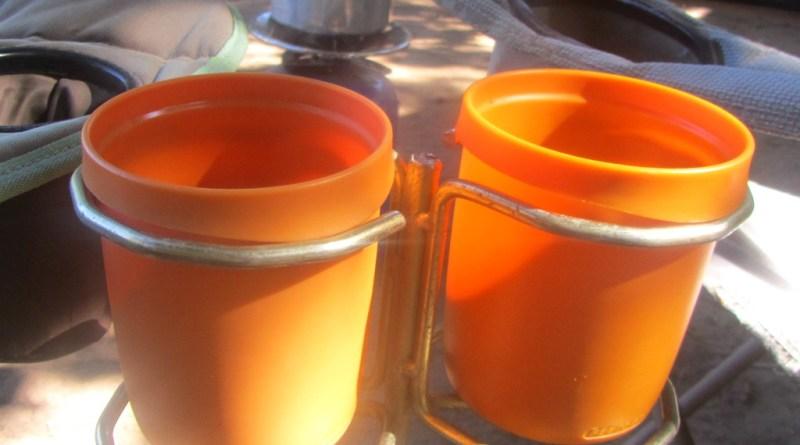 Coffee mugs in the LK Dop-Stok