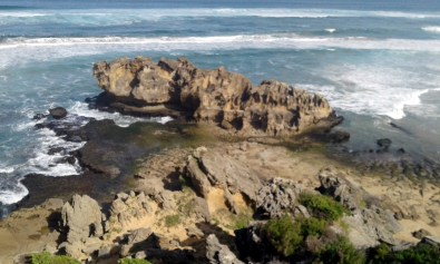 Castle Rock, Brenton-on-Sea