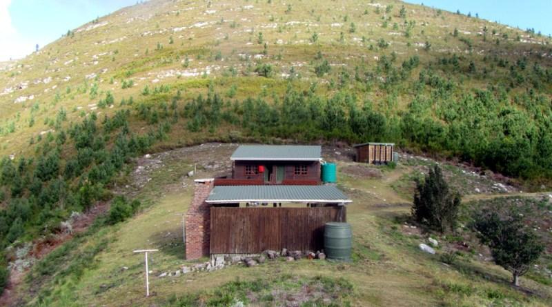 Windmeulnek Hut, Outeniqua Trail