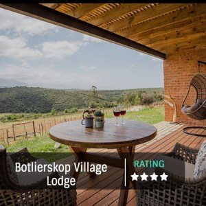 Botlierskop Village Lodge Feature Image