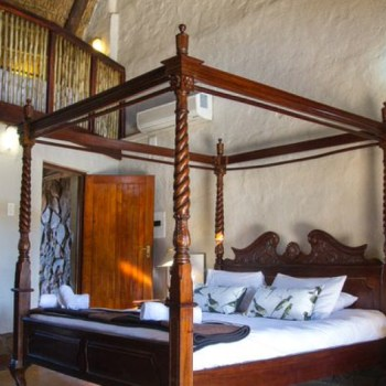 Aquila Cottages Family Luxury Cottage Bedroom