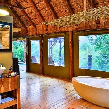 Bayethe Lodge Bathroom Interior
