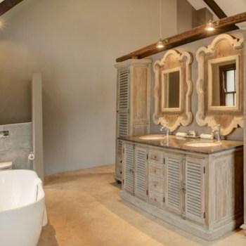 Botlierskop Luxury Bush Villas Bathroom