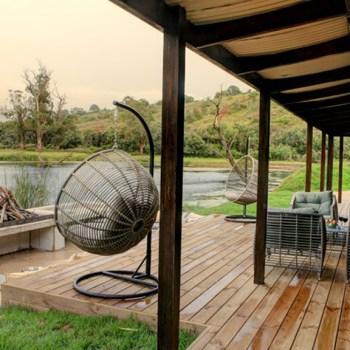 Botlierskop Luxury Bush Villas Patio