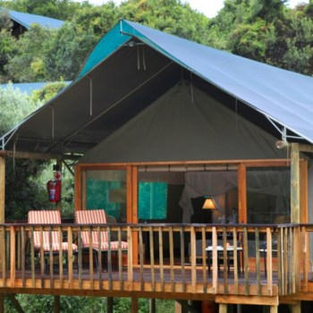 Botlierskop Tented Lodge Exterior