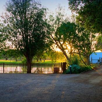 De Old Drift Guest Farm View Of Water