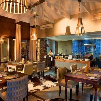 Ecca Lodge Dining Area