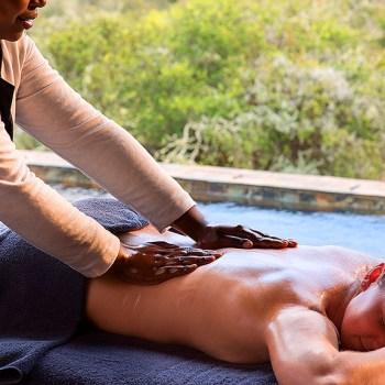 Ecca Lodge Massage