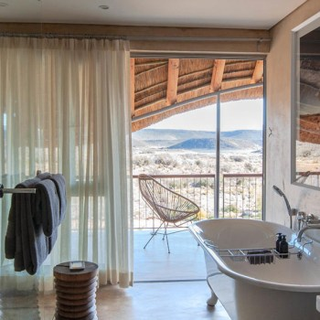 Gondwana Family Lodge Bathroom