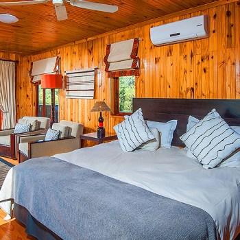 Kariega Main Lodge Bedroom View