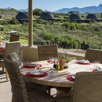 Kwena Lodge Restaurant