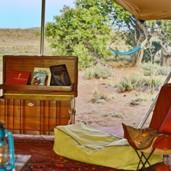 Sanbona Explorer Camp Interior