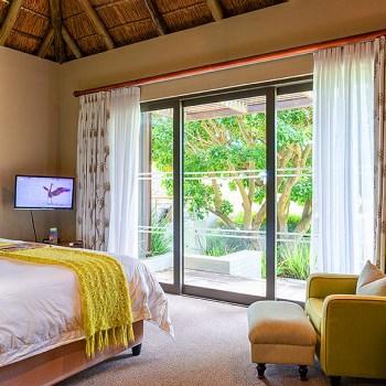 Sarili Lodge Room Interior