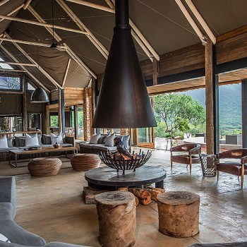 Settlers Drift Lounge Area