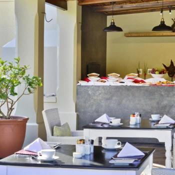 Tilney Manor Dining Area