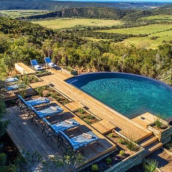 Ukhozi Lodge Kariega Pool View