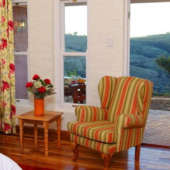 Zuurberg Mountain Village Interior Seating