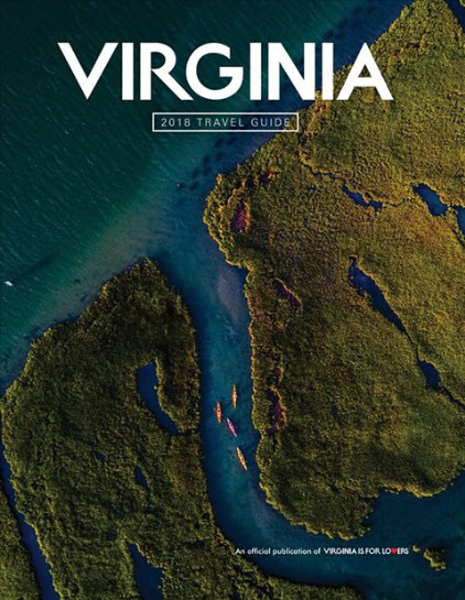 Eastern Shore Makes Cover of 2018 Virginia Travel Guide  CAPE CHARLES MIRROR