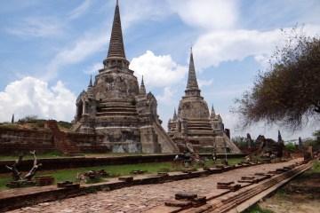 Thailand Ayutthaya Temple