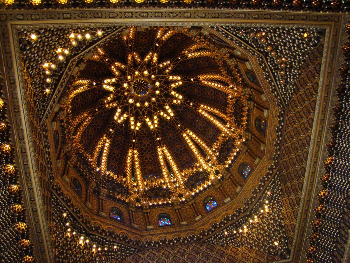 Rabat Mausoleum of Mohammed V // Morocco