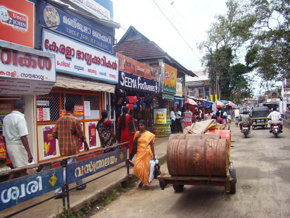 Cochin // India