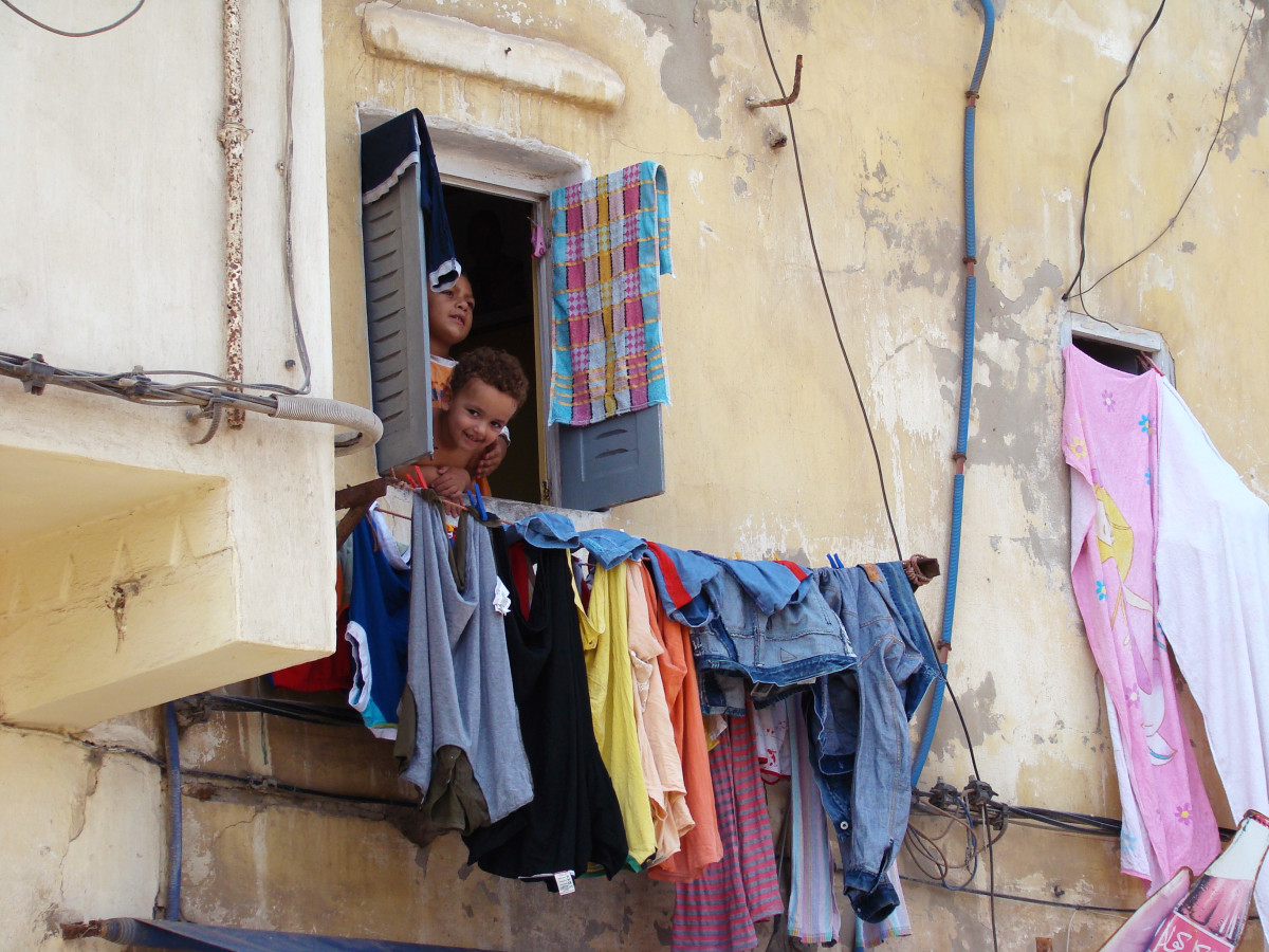 Casablanca kids // Morocco