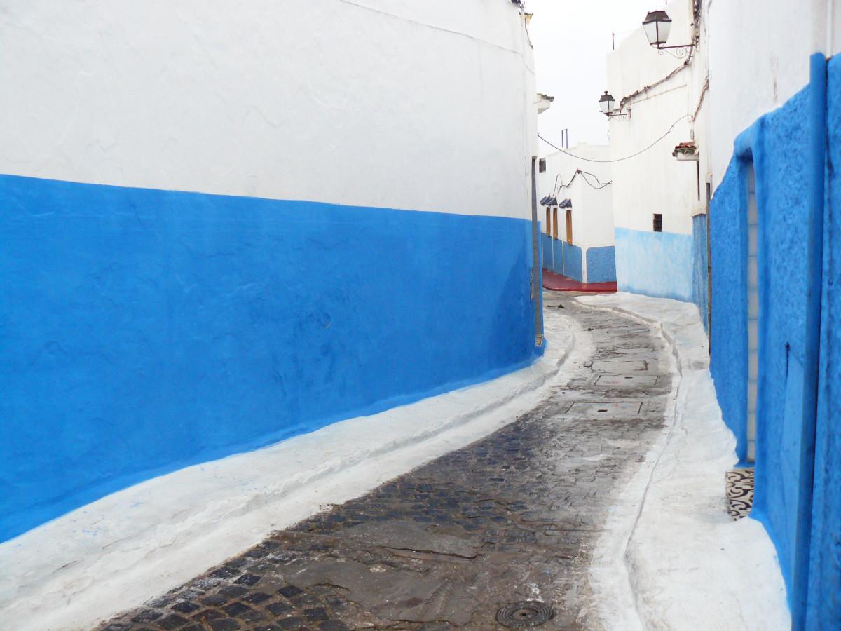Rabat Kasbah of the Udayas // Morocco